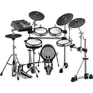 yamaha dtx700 series electronic drum set dtx790k musical instruments. Black Bedroom Furniture Sets. Home Design Ideas