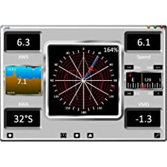 Buy Brand New Fugawi Avia Sail Pro Onboard Instrument Software by Original Equipment Manufacturer
