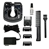 Wahl 9916-1117 Groomsman Rechargeable Hair, Beard and Moustache Trimmer Set