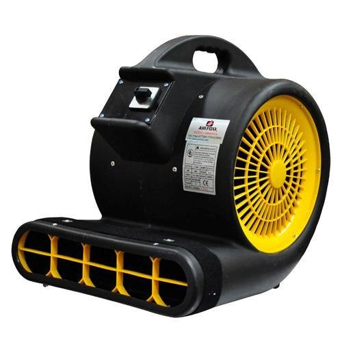AirFoxx AM-3450A Multi-Purpose Air Mover With 3 Speed Motor