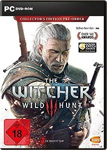 The Witcher 3: Wild Hunt - Collectors Edition (exklusiv bei amazon.de) - [PC]
