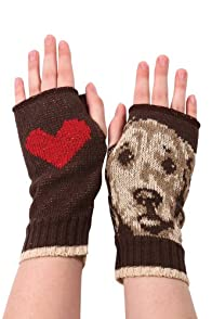 Green 3 Apparel Recycled USA Made Doggie Hand Warmers (Brown)
