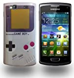 Gameboy Design Hard Case For Samsung Wave 3 S8600