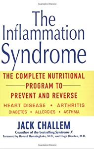 "Cover of ""The Inflammation Syndrome: The ..."