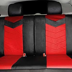 Amazon Com Rear Seats 50 50 Split Bench Synthetic Leather