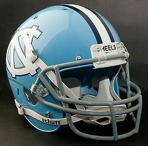 NORTH CAROLINA TAR HEELS 1978 Schutt AiR XP Authentic GAMEDAY Football Helmet UNC by ON-FIELD