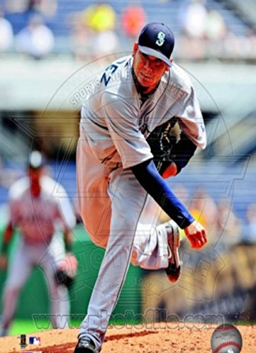 seattle-mariners-felix-hernandez-photo-photo-sport-poster