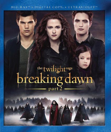 51BI 7D%2Bk%2BL The Twilight Saga: Breaking Dawn Part 2 [Blu ray + Digital Copy + UltraViolet]