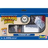 Revell Pinewood Derby Tuning Set/Speed Kit