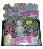 Tatty Teddy and My Blue Nose Friends Figure - Special Edition Sparkle Set (Buck The Beaver)
