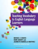 img - for Teaching Vocabulary to English Language Learners (Language and Literacy Series) book / textbook / text book