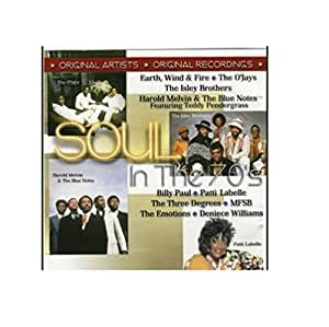 The O 39 Jays The Isley Brothers Patti Labelle Earth Wind Fire Harold Melvin The Blue Notes