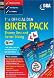 The Official DSA Biker Pack Â¿ Theory Test and Better Biking (PC DVD)