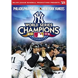 Official 2009 World Series Film, Yankees