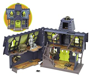 Character Options  Scooby Doo  Mystery Mansion Playset (4yrs+)