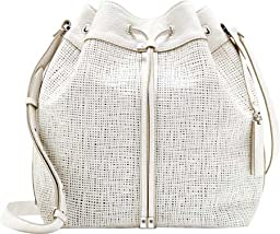 Vince Camuto Jaxen Drawstring Shoulder Bag, Almond Milk, One Size