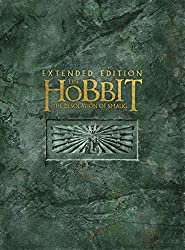 The Hobbit: The Desolation Of Smaug - Extended Edition [DVD] [2014]