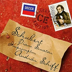 Complete Schubert Sonatas - yet another set reissued! - The