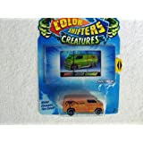 Hot Wheels Color Shifter Creatures ~ Custom 77 Dodge Van ~ Colors Vary
