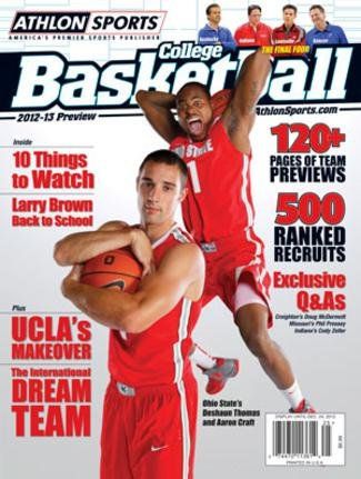 2012-13 Athlon Sports College Basketball Magazine Preview- Ohio State Buckeyes Cover at Amazon.com