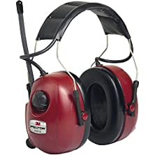 buy Peltor Fm-Radio Ear Defenders, Wine Red (Hrxs7A-01)