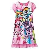 My Little Pony Big Girls' Ruffle Nightgown