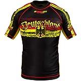 SMMASH Rashguard GERMANY S M L XL XXL XXXL MMA BJJ UFC Kampfsport K1