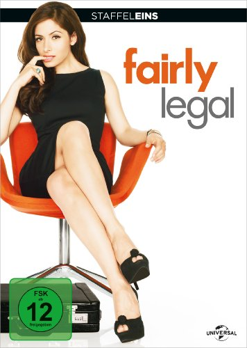 Fairly Legal - Staffel 1 [3 DVDs] hier kaufen