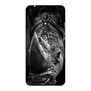 Rhyno Back Case Cover for Micromax Canvas Spark Q380
