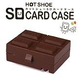 EU ホットシューSDカードケース チョコレート