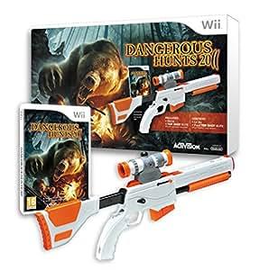 Cabela's Dangerous Hunts 2011 with Top Shot Elite (Wii)