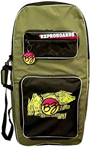 BZ Day Tripper 3 Double Triple Bodyboard Bag by BZ