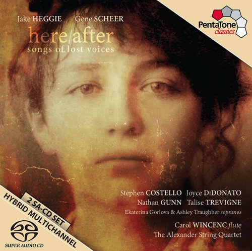 SACD : Joyce DiDonato - Here/ After: Songs Of Lost Voices (Hybrid SACD)