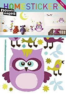 Home Stickers Owl & Co Decorative Wall Stickers