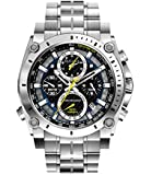 Bulova Men's 96B175 Precisionist Chronograph Watch
