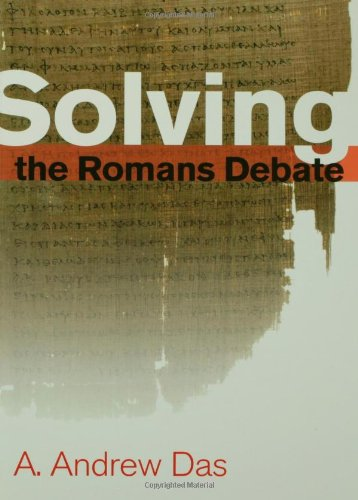 Solving the Romans Debate