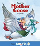 img - for Favorite Mother Goose Rhymes from Babybug book / textbook / text book