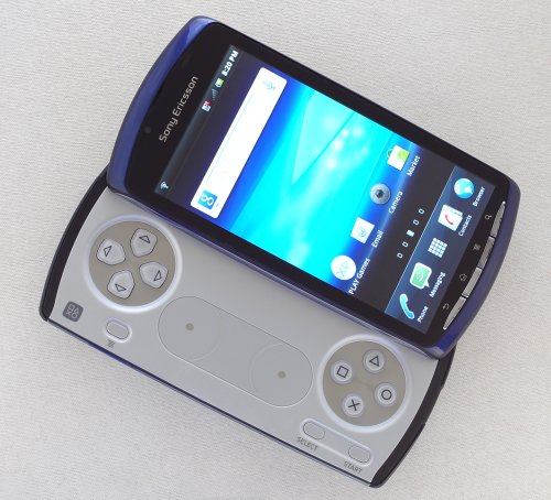 Sony Ericsson Xperia PLAY 4G R800 image