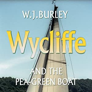 Wycliffe and the Pea-Green Boat Audiobook