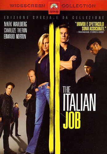 The Italian Job (2003) DVD9 Special Edition ITA/MULTI COPIA 1.1