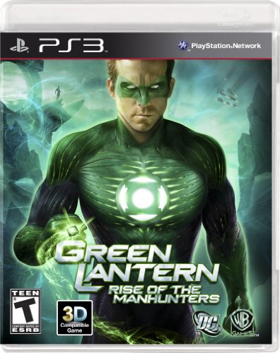Green Lantern: Rise of the Manhunters(輸入版)