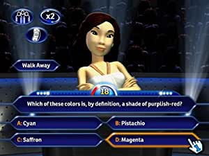 Who wants to be a Millionaire - Wii Standard Edition