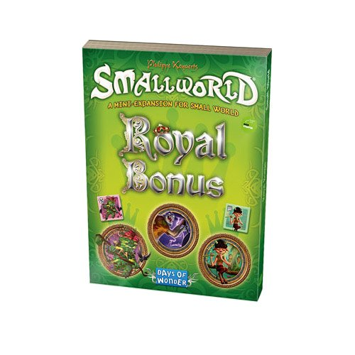 Small World: Royal Bonus - 1