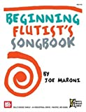 Beginning Flutists Songbook Sheet Music for Flute