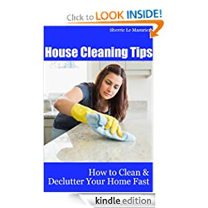 house cleaning tips how to clean and declutter your home. Black Bedroom Furniture Sets. Home Design Ideas