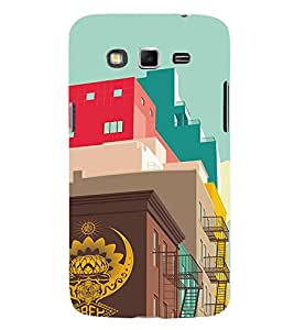 EPICCASE Metro life Mobile Back Case Cover For Samsung Galaxy Grand (Designer Case)