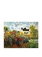 Especial Arte Lienzo Argenteuil Multicolor