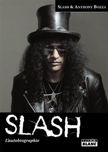 SLASH Autobiographie