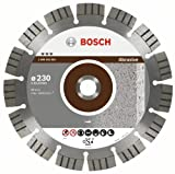 Best for Abrasive Diamond blade 180mm with a bore/ reduction ring size of 22,23