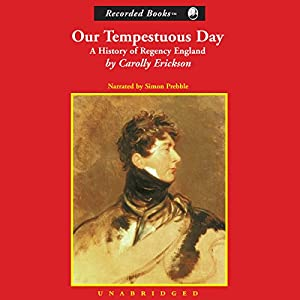 Our Tempestuous Day Audiobook